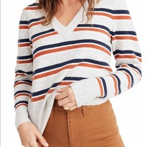 💐COMING SOON💐 Madewell Margo V-Neck Sweater